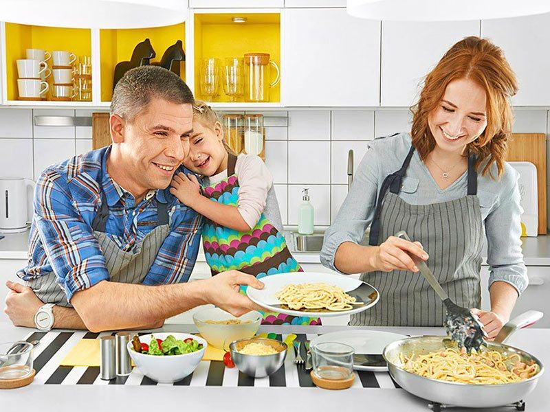 Фотосъёмка детских рецептов для IKEA