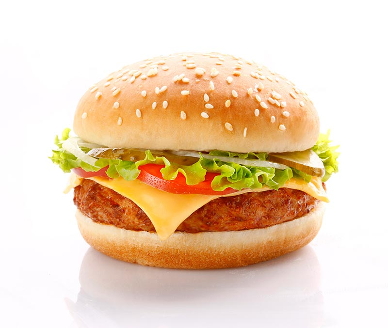 Гамбургер, фотосъёмка еды, фуд фотограф