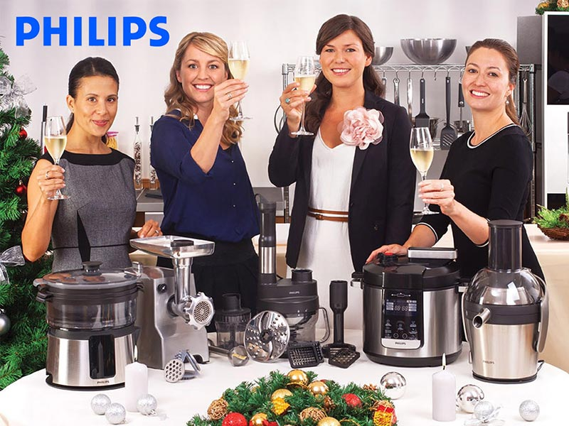 фотосъёмка продукции Philips
