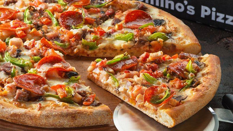 фуд фото пиццы