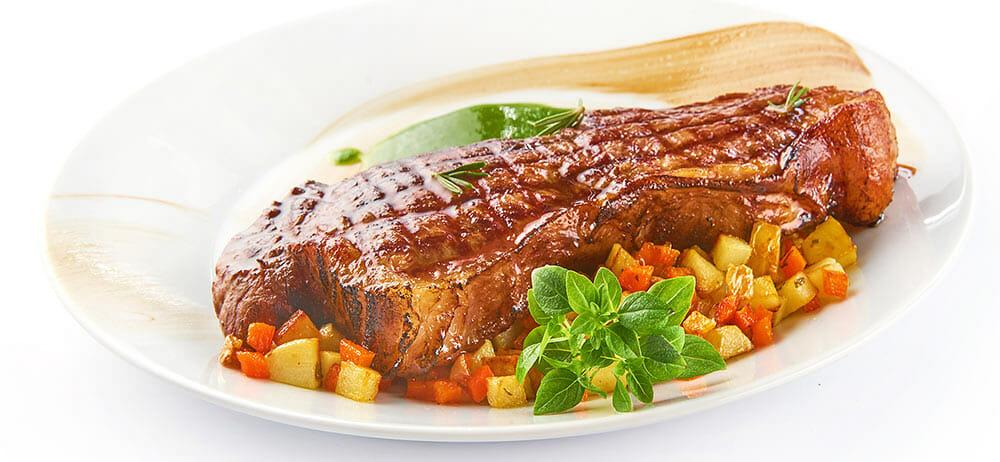 Фуд фото мяса