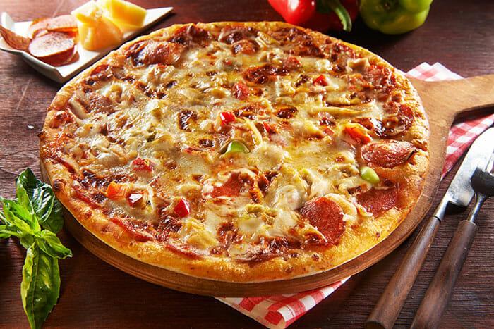 Фотосъёмка пиццы